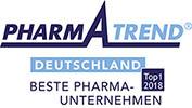 Pharma Trand beste Pharmaunternehmen
